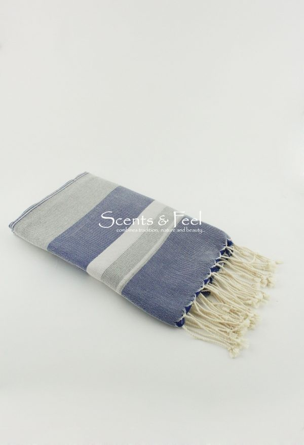 Fouta/Throw Bouclette Shine