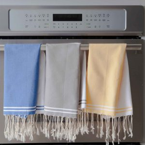Guest Towel Split Color