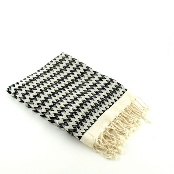 Throw Chevron Zig Zag