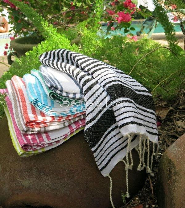 Guest Towel Honeycomb Weavy