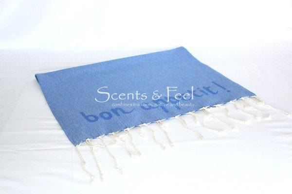 """Guest Towel """"Bon Appetit"""""""