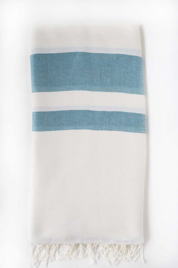Tablecloth/Bedcover Linen and Cotton Band