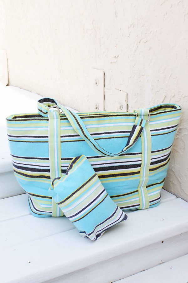 Tote Bayadere Stripes