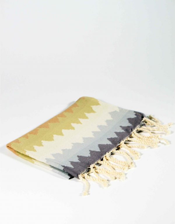 Turkish Hand Towel Ethnic Jacquard