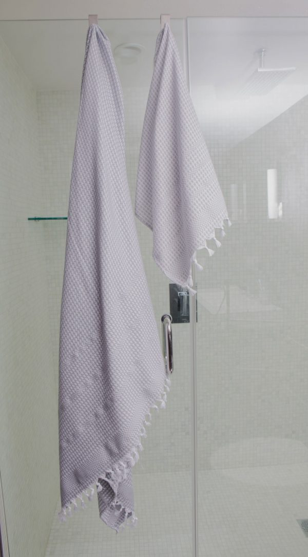 """Fouta bath Towel """"Pied de Coq"""""""