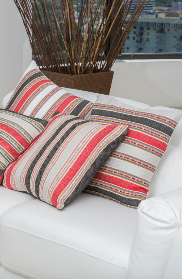 Traditional Stripes Pillow Cover