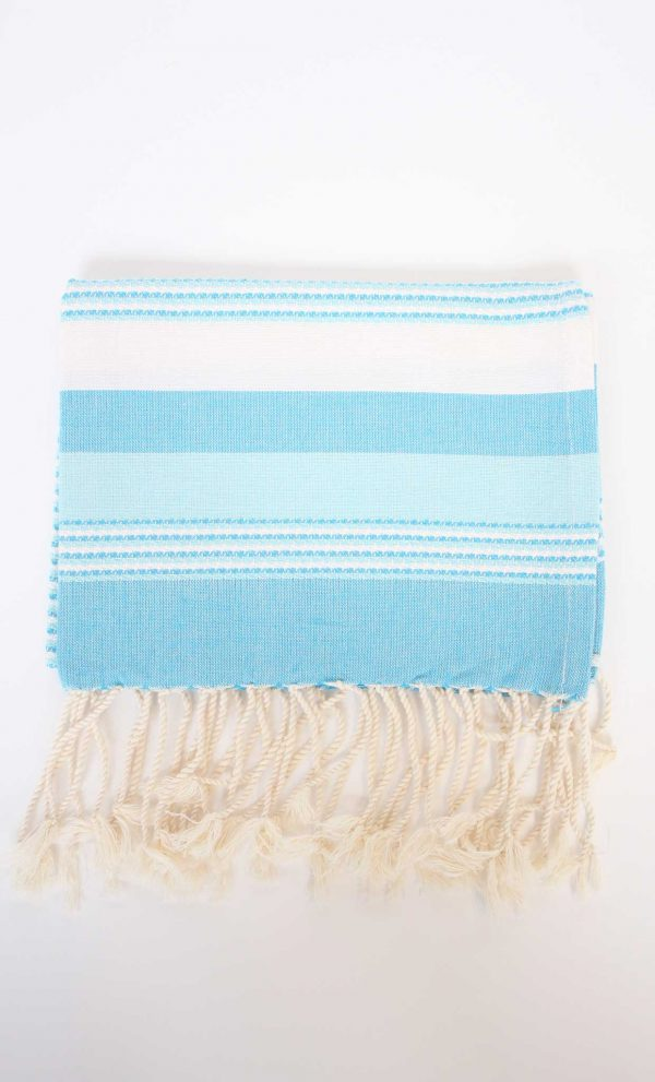 Guest Fouta Towel Ibiza thin Stripes