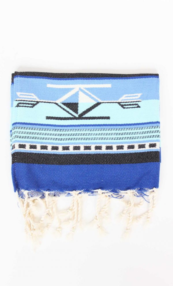Guest Towel Boho Blue