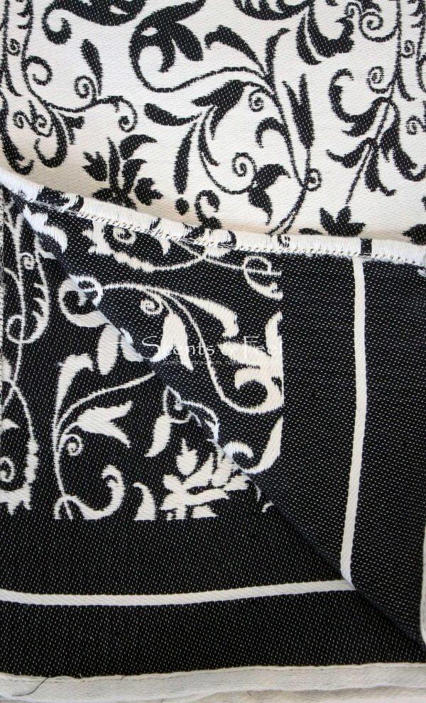 Fouta Guest Towel Fleur de Lys