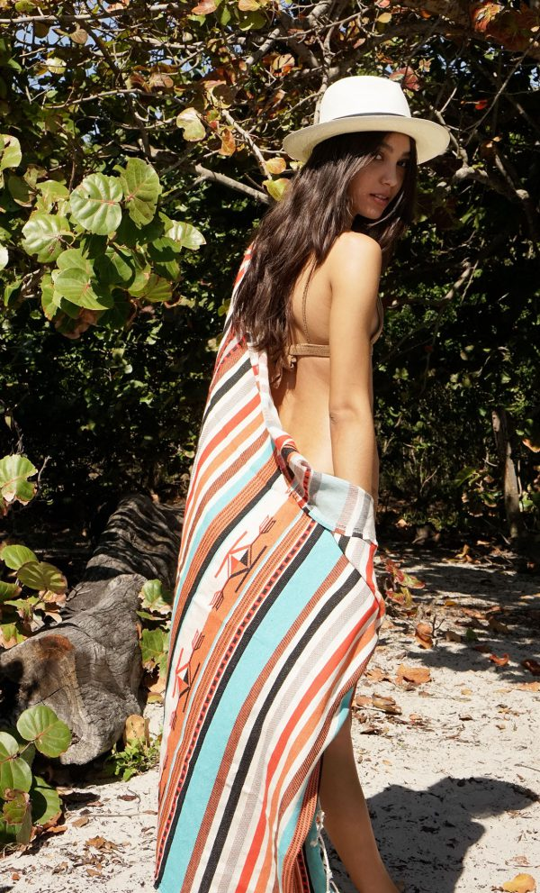 Fouta Beach Towel Boho
