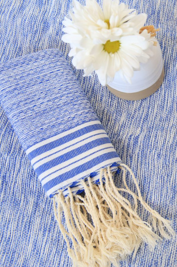 Guest Towel Chine Saint Tropez