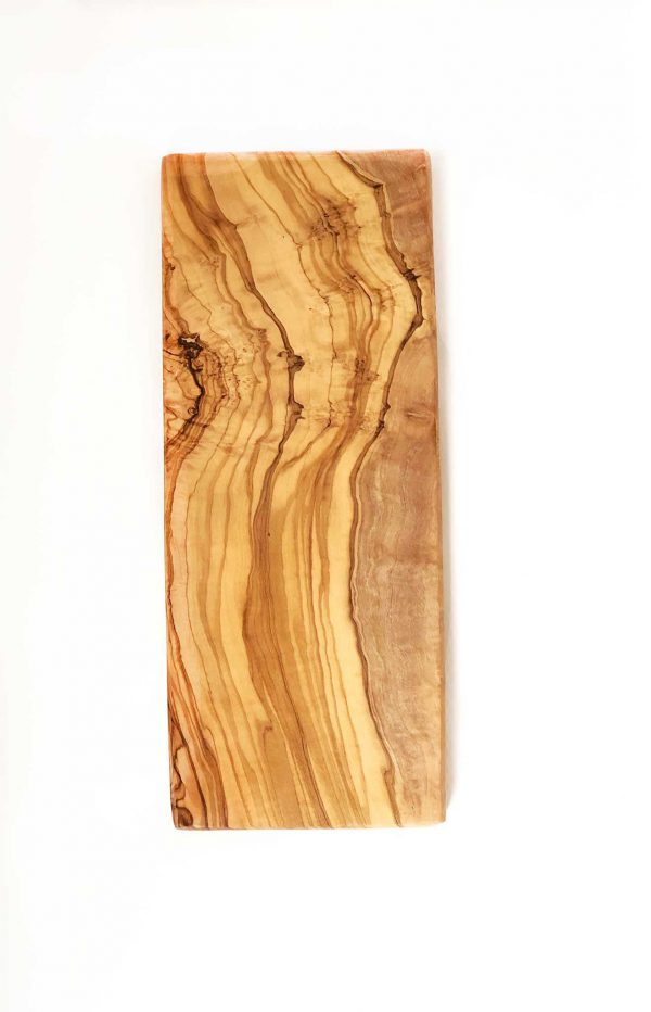 Olive Wood Rectangle board 12""
