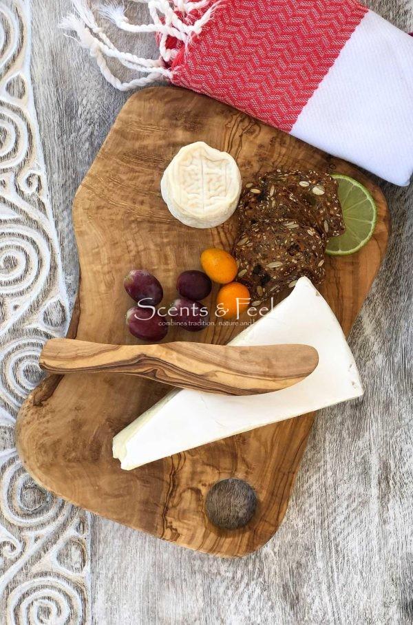 Olive Wood Knife Spreader