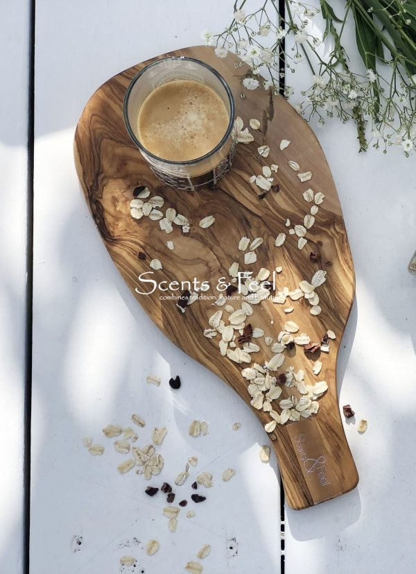 Olive Wood Cutting Board Small