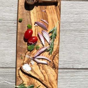 Olive Wood Rectangular Cutting Board