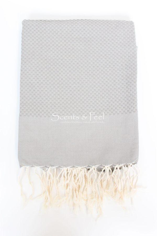 Fouta Bath Towel Beige Mink