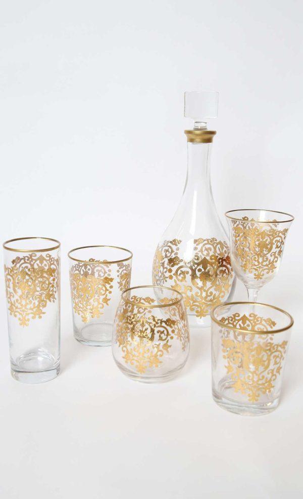 Carafe Amira Gold