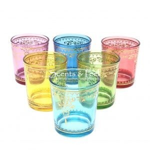 Set of 6 Drinking Glasses Marjana Palais